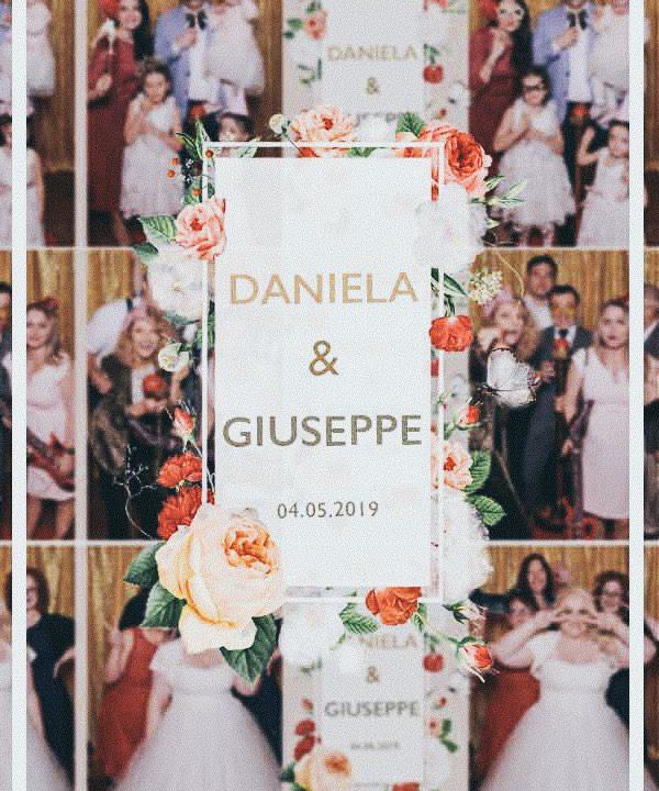 Giuseppe und Daniela SnapDat Fotospiegel Portfolio