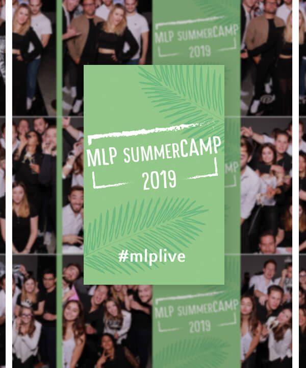 SummerCamp MLP SnapDat Firmenfeier