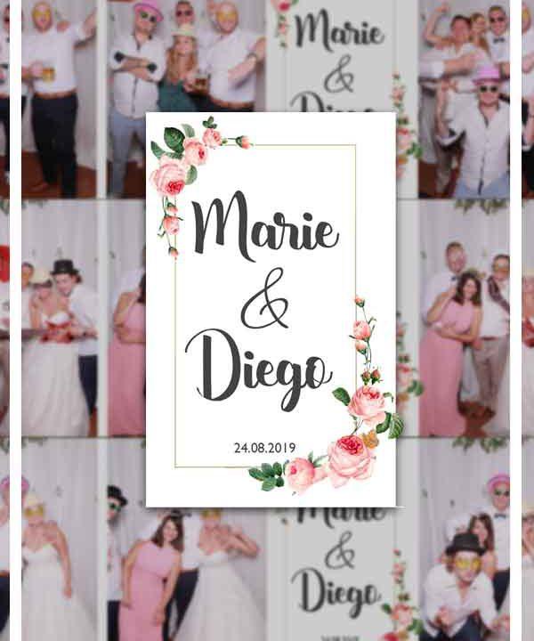 Portfolio SnapDat Marie und Diego