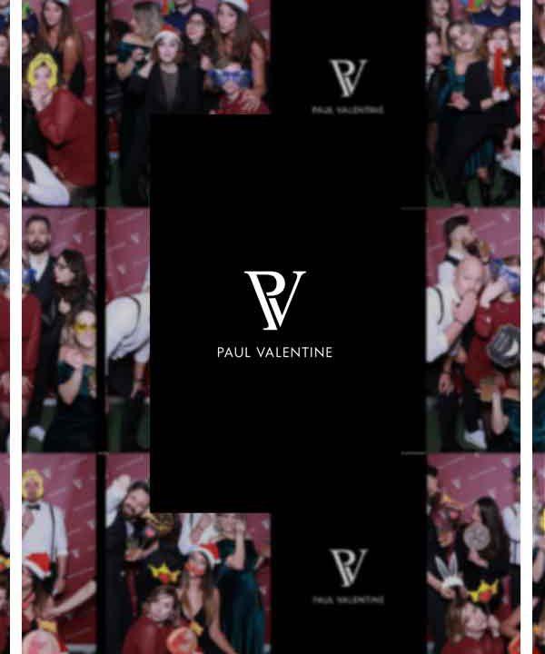 Portfolio SnapDat Paul Valentine Weihnachtsfeier