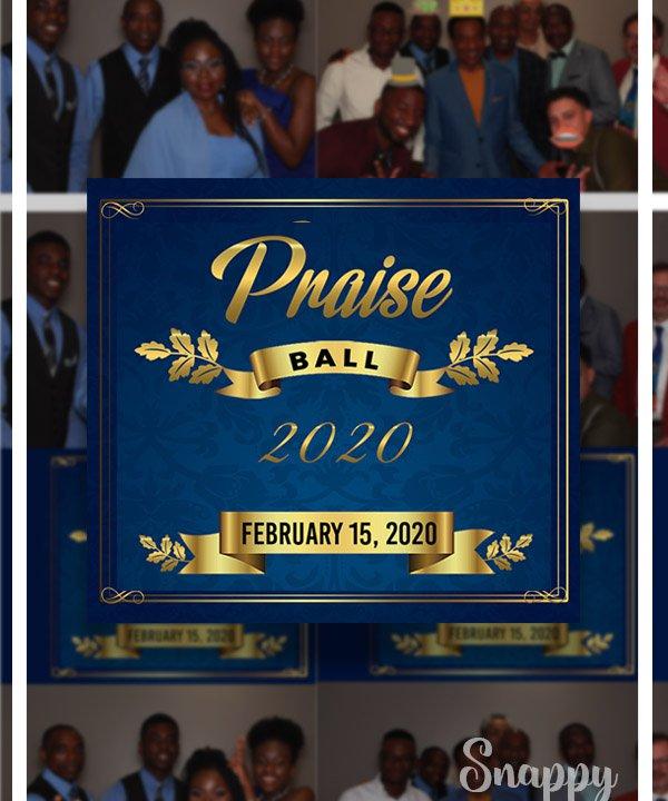 Praise Ball SnapDat Fotobox mieten Galerie