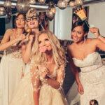 SnapDat Fotospiegel auf einer Hochzeit in Bruchsal