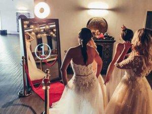 SnapDat Fotospiegel Hochzeit Bruchsal